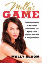Molly's Game Hardcover  by Molly Bloom