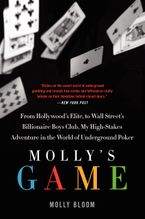 Molly's Game Paperback  by Molly Bloom