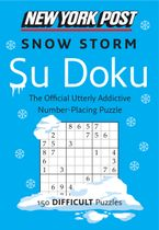 New York Post Snow Storm Su Doku (Difficult) Paperback  by HarperCollins Publishers  Ltd