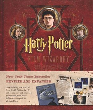 Harry Potter Film Wizardry Revised and Expanded book image