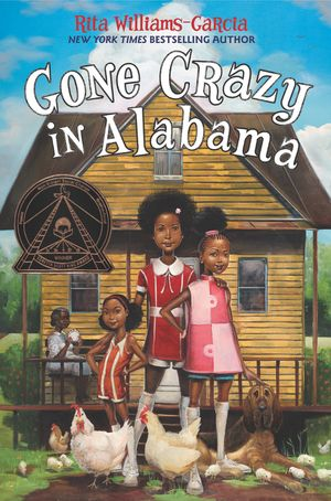Gone Crazy in Alabama book image