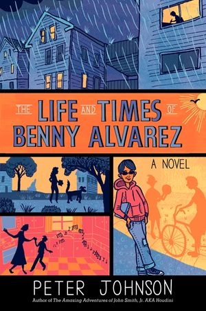 The Life and Times of Benny Alvarez book image