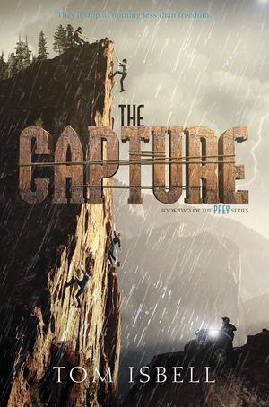 The Capture book image