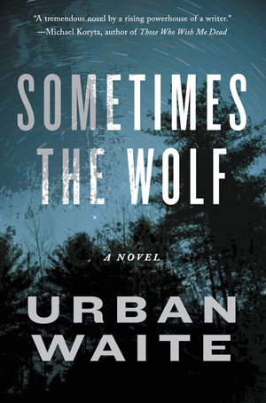 Sometimes the Wolf book image