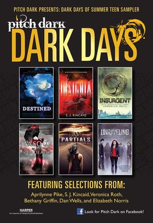 Pitch Dark: Dark Days of Summer Sampler book image
