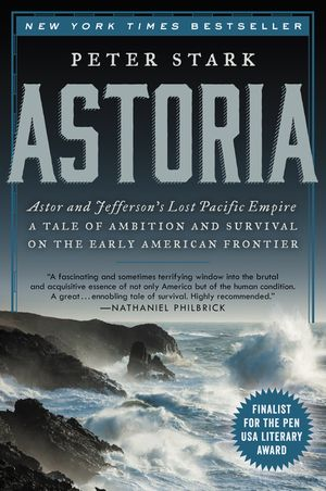 Astoria book image