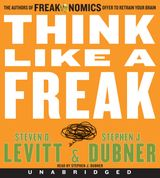 Think Like a Freak CD