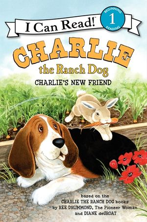Charlie the Ranch Dog: Charlie's New Friend book image
