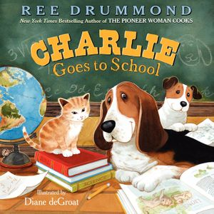 Charlie Goes to School book image
