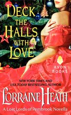 Deck the Halls With Love Paperback  by Lorraine Heath