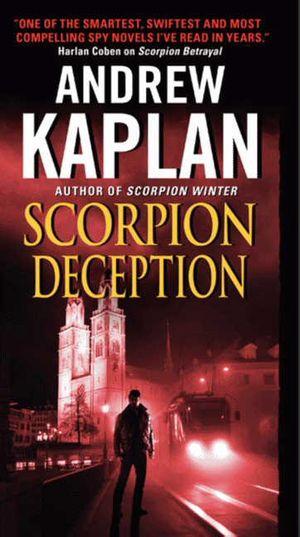 Scorpion Deception book image
