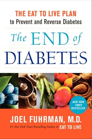 The End of Diabetes book image