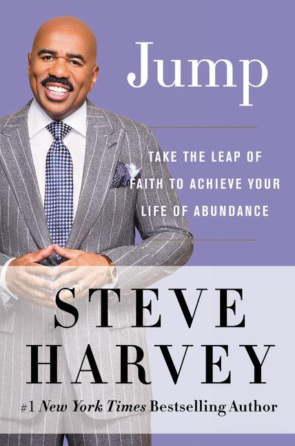 Steve harvey books list