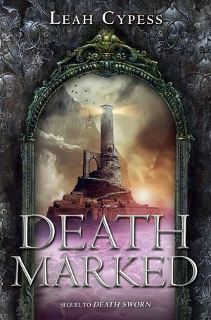 Death Marked book image