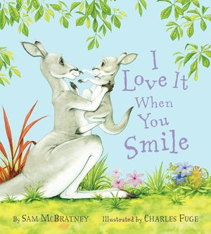 I Love It When You Smile book image