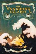 The Vanishing Island Hardcover  by Barry Wolverton