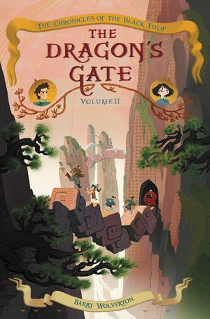 The Dragon's Gate book image