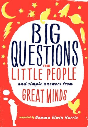 Big Questions from Little People book image