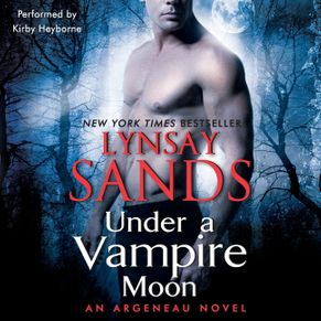 Under a Vampire Moon Unabridged  WMA
