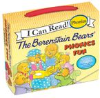 The Berenstain Bears 12-Book Phonics Fun! Paperback  by Mike Berenstain