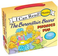 The Berenstain Bears 12-Book Phonics Fun!