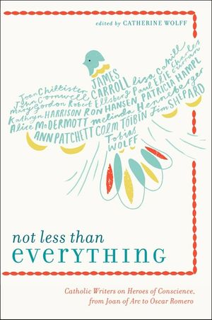 Not Less Than Everything book image