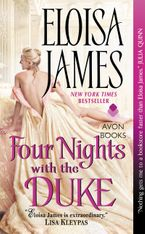 Four Nights with the Duke Paperback  by Eloisa James