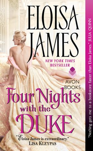 Four Nights with the Duke book image