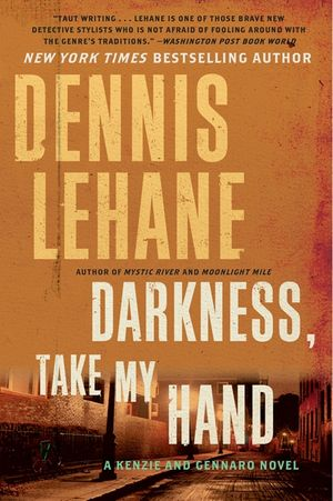 Darkness, Take My Hand book image