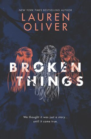 Broken Things book image