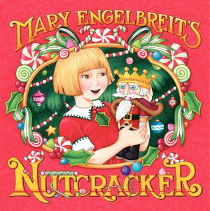 Mary Engelbreit's Nutcracker book image