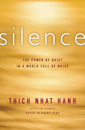 Silence book image