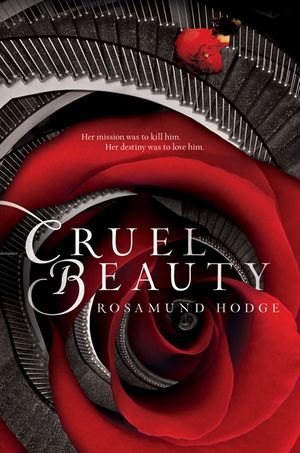 Cruel Beauty book image