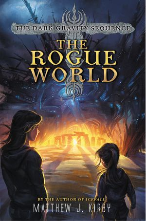 The Rogue World book image