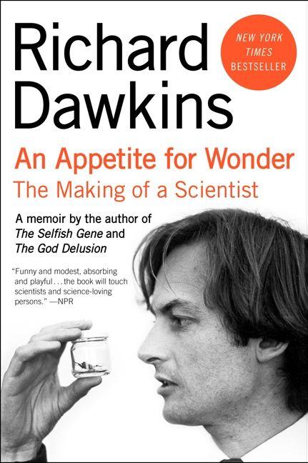 Appetite for Wonder, An - Richard Dawkins - Paperback