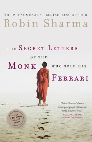 The Secret Letters of the Monk Who Sold His Ferrari book image
