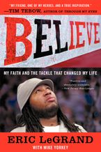 Believe Paperback  by Eric LeGrand