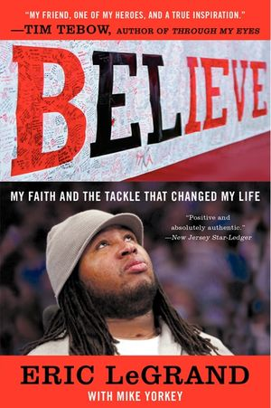 Believe book image