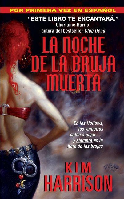 Book cover image: La Noche de la Bruja Muerta