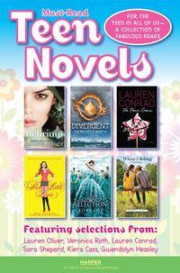 must-read-teen-novel-sampler