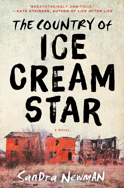 The country of ice cream star sandra newman hardcover enlarge book cover fandeluxe Choice Image