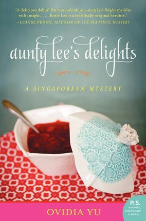 Aunty Lee's Delights book image