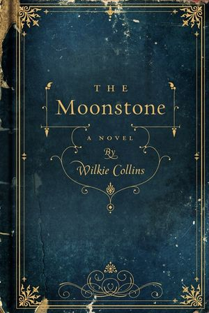The Moonstone book image