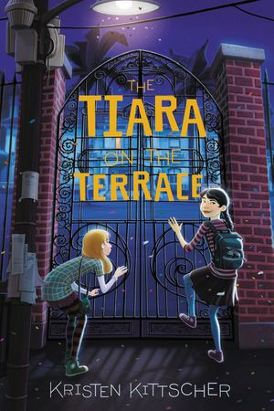 The Tiara on the Terrace book image