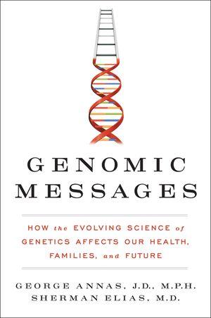 Genomic Messages book image