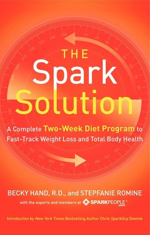 The Spark Solution book image