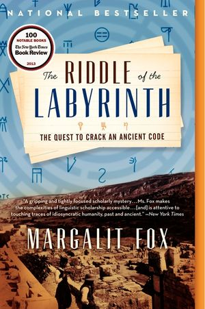 The Riddle of the Labyrinth book image