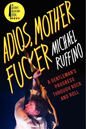 Adios, Motherfucker book image