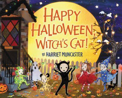 Happy Halloween, Witch's Cat!