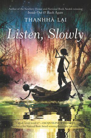 Listen, Slowly book image
